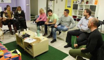 Stretnutia podnikatelov v Nitre